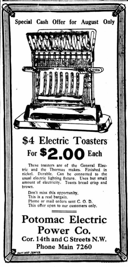 Thermax Toaster 1914