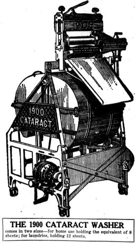 Cataract Washer
