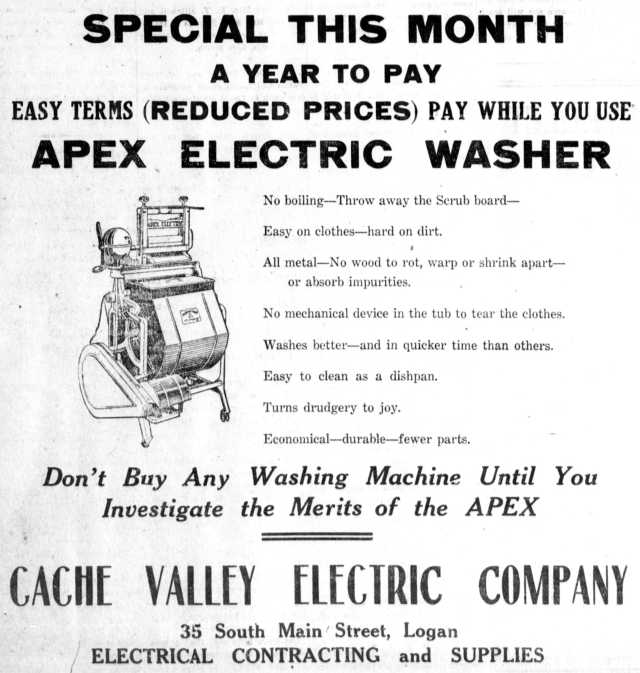 apex power company ad
