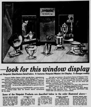 other vintage hotpoint