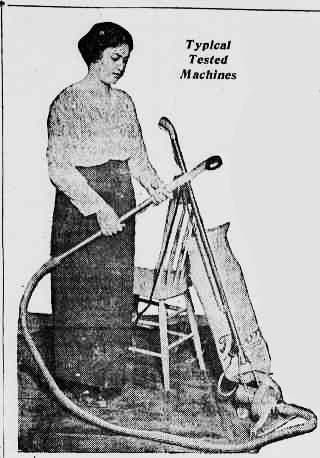 The Earliest Electric Vacuum Cleaners Vintage Appliance
