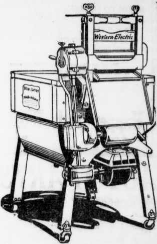 1921 washer drawing