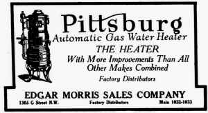 1920 gas water heater